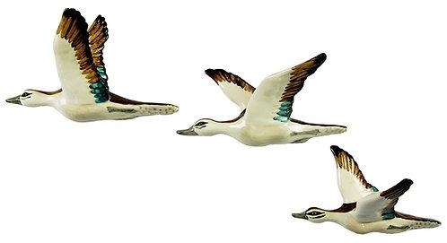 3 Flying Ducks