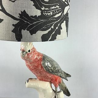 Australian Parrot Lamp