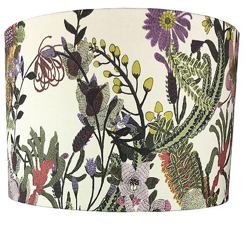 Australian Floral Lampshade