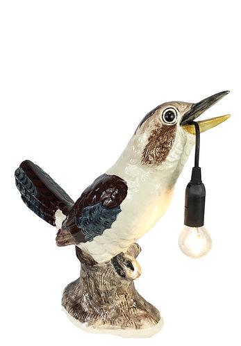 Laughing Kookaburra Lamp