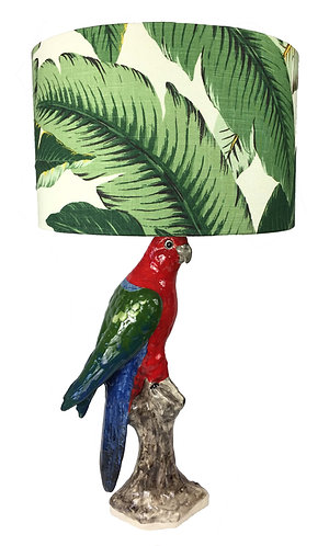 King Parrot Table Lamp