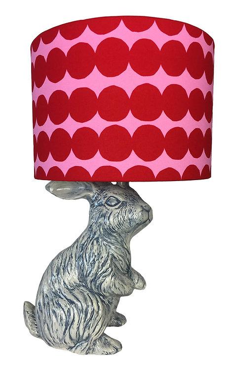 Bunny Lamp - Blue