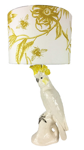 Cockatoo Table Lamp