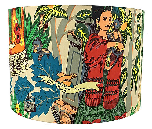 Frida Kahlo Lampshade