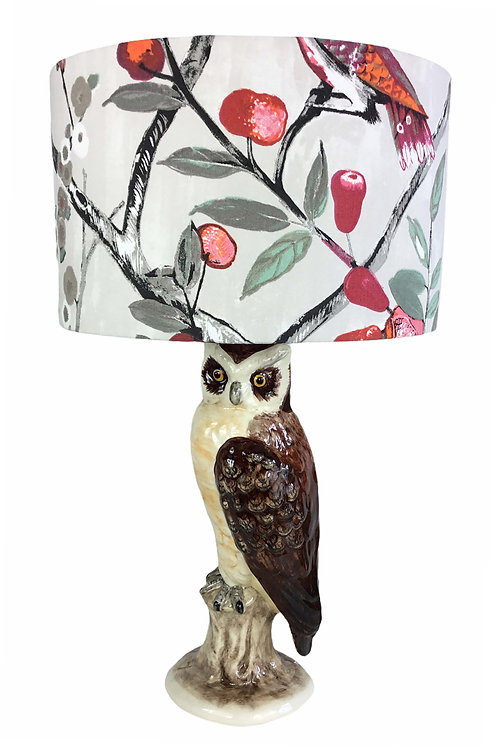Owl Table Lamp