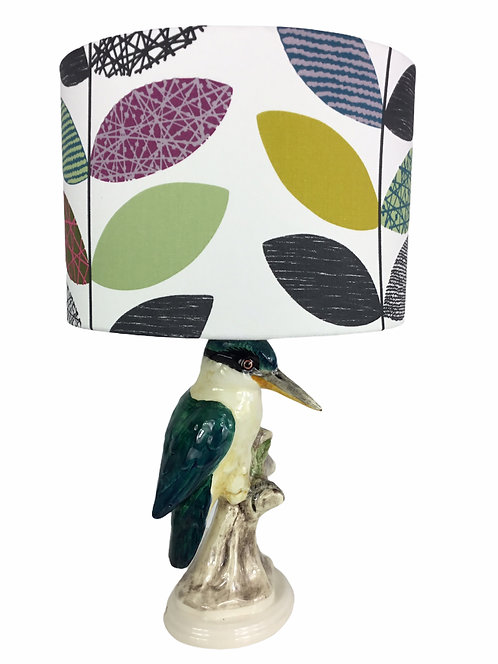 Betty Svensson POP fabric lampshade