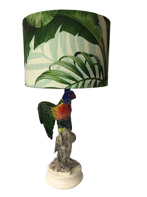 Rainbow Lorikeet Lamp