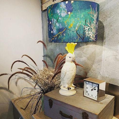 Cockatoo Lamp