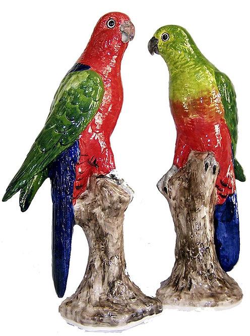 Studio Australia Ceramic Parrot