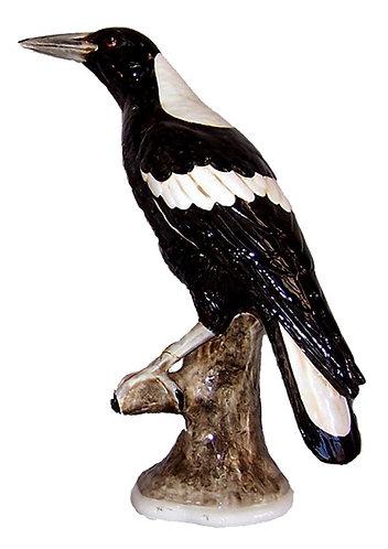 Ceramic Magpie by Studio Australia
