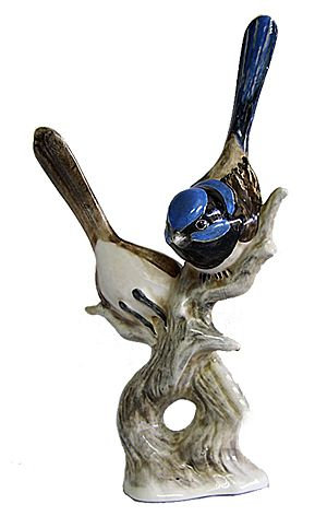 Studio Australia Handpainted Birds