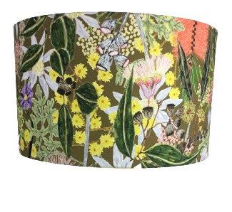 Wildflowers Lampshade
