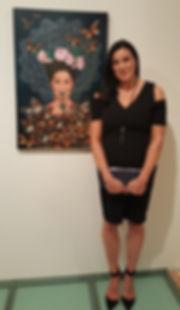Michelle at Miles Art Awards_edited.jpg