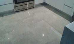 Kitchen floor, Beachlands