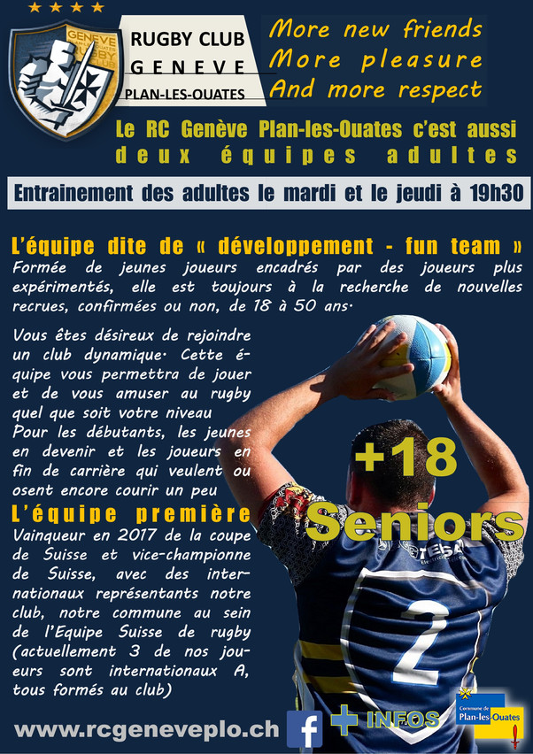 Rugby Geneva