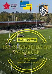 Chroniques du Chevalier de fFevrier 2019