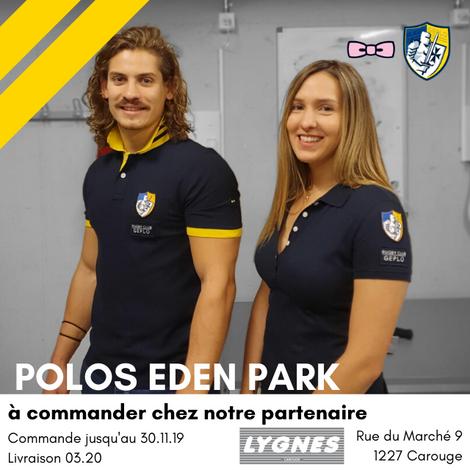 Polos GEPLO Eden Park