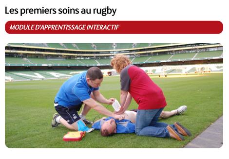 5 Chevaliers de plus formés aux premiers soins au rugby