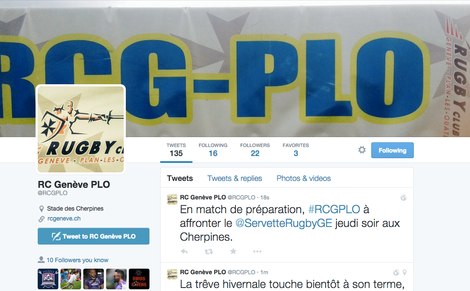 @RCGPLO sur Twitter