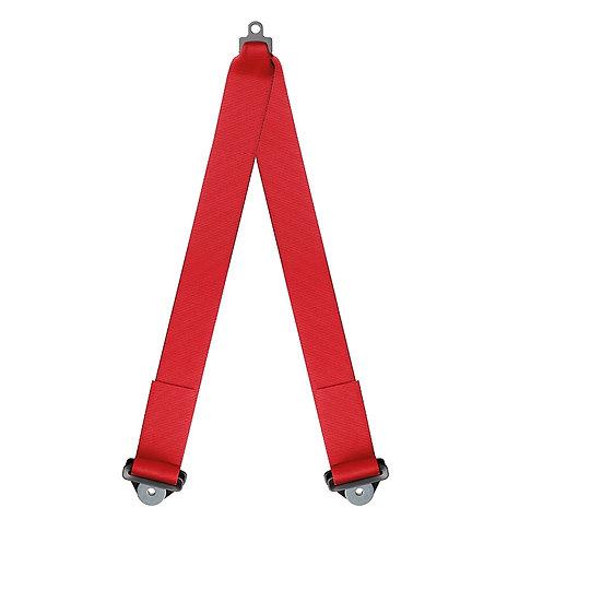 V-type crotch strap