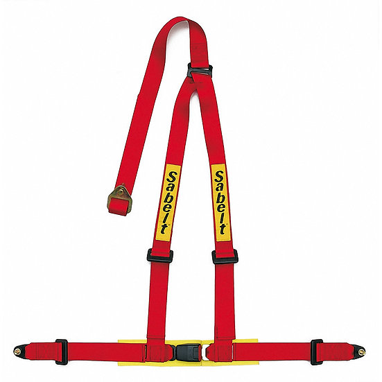 Harness 3-Point, Adjustable Shoulder Bracket