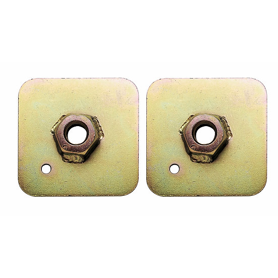 Eye-Bolt Back Plate 65 mm X 65 mm X 3 mm