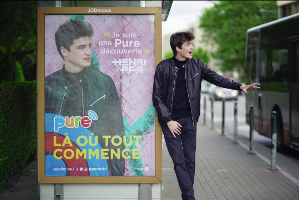 Campagne Pure 2017