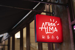 Logo Free Alma