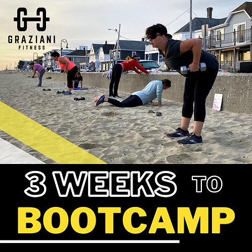 3 Weeks to Bootcamp