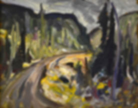 Rene Richard oil painting. Expert valuations of Canadian and International artwork. Working with estate executors and beneficiaries, trustees, banks and trust companies, lawyers and banks and the public