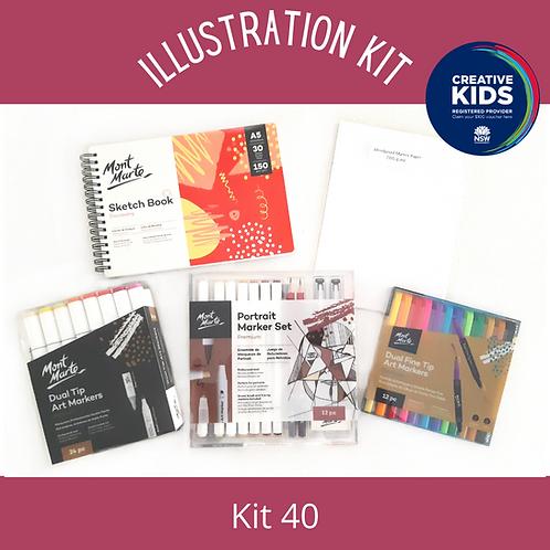 Art Kit 40