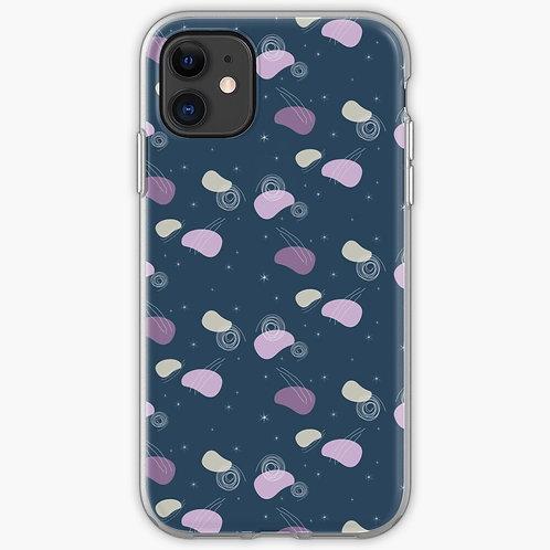 iPhone 12 Soft Case - Glistening Rocks