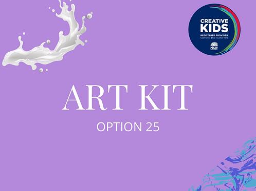 Art Kit 25