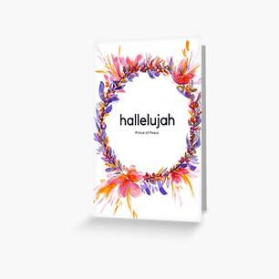 Christmas Card Hallelujah