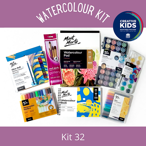 Art Kit 32