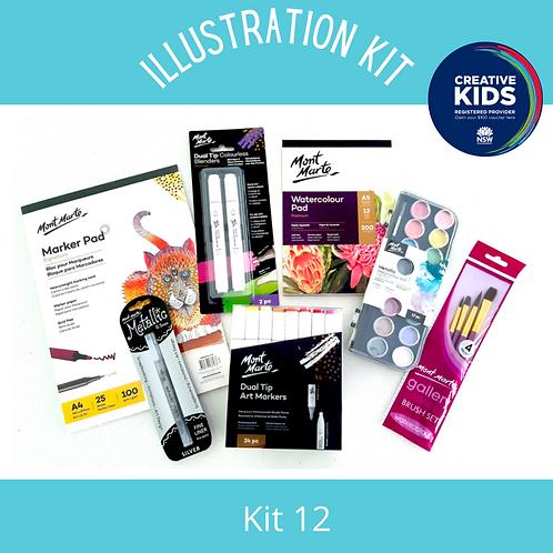 Art Kit 12