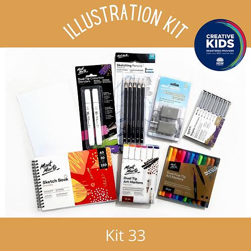 Art Kit 33