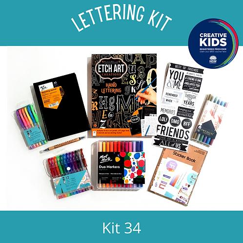 Art Kit 34