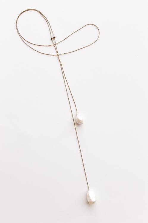 Pearl Drop Chain