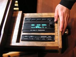 Peterson control panel