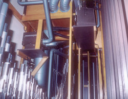 Swell chamber interior