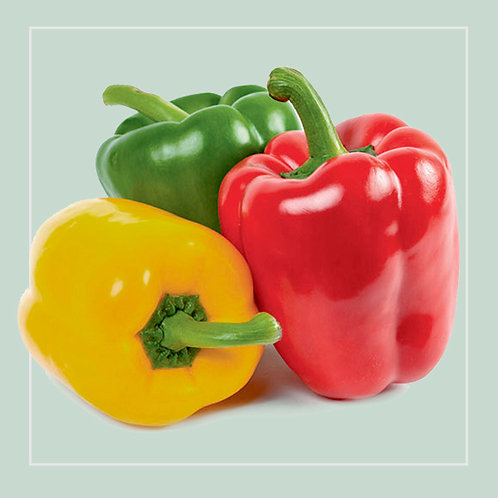 Peppers Mixed kg