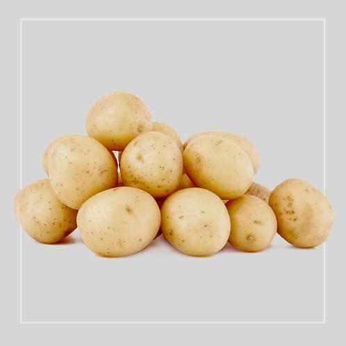 Potatoes baby new kg