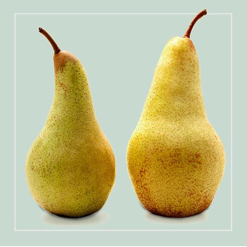 Pear Abate each