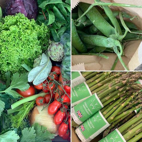 Seasonal Fruit and Vegetables Box*