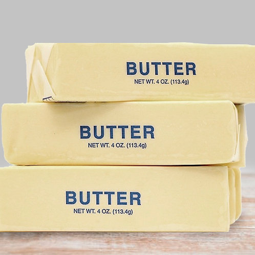 Butter Unsalted pack