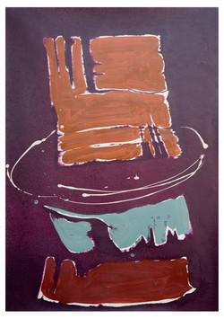 Fractured, Sedona Series, 2006