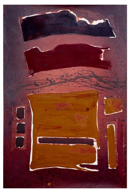 Red Rock, Sedona Series, 2006