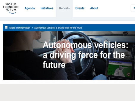 Autonomous Vehicles: a driving force for the future