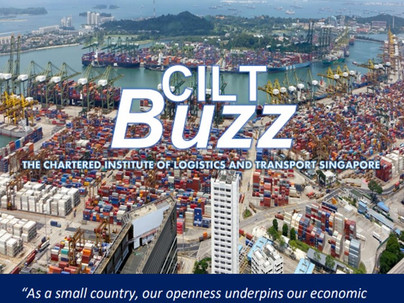 CILT Buzz this month